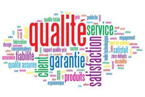 Qualité des produits et services